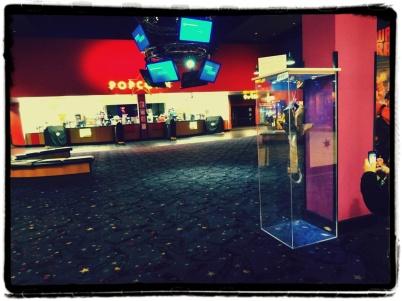 Art in Cineworld